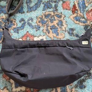 Pacsafe Bags - PACSAFE Dark Grey Slingsafe 250 GII
